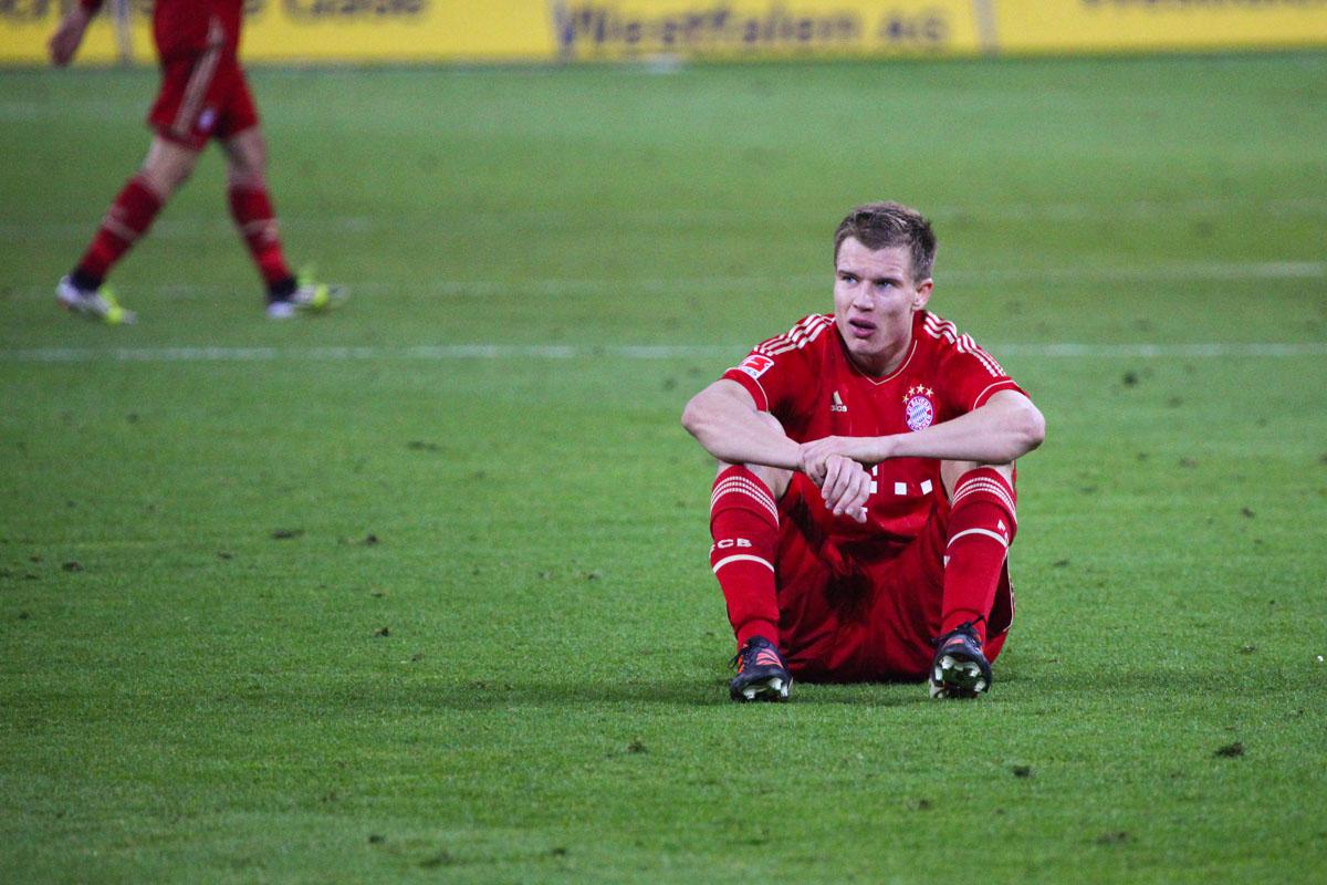 Holger Badstuber after a game