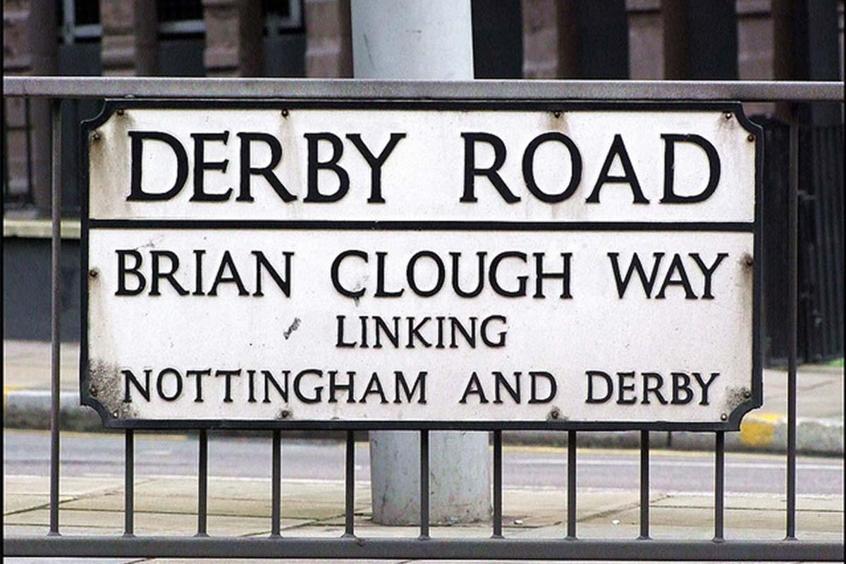 Brian Clough Way
