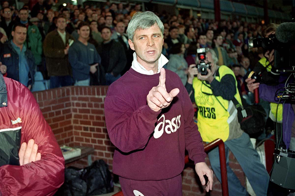 Brian Little, Aston Villa's new manager
