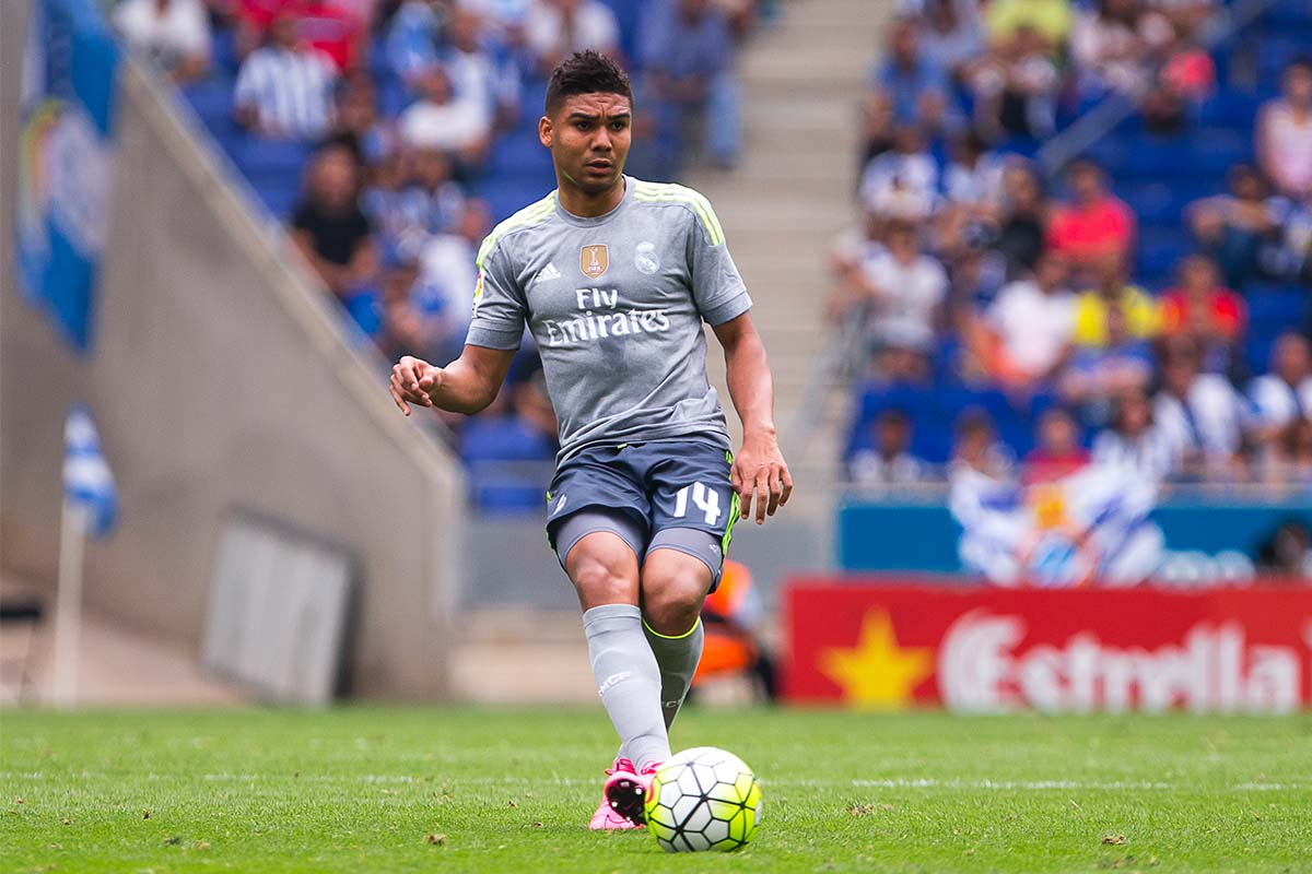 The Importance of Casemiro To Real Madrid
