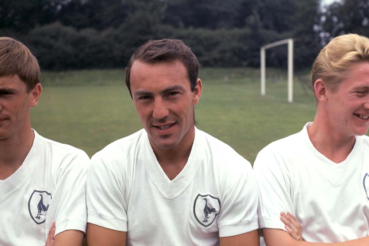 Jimmy Greaves, Spurs