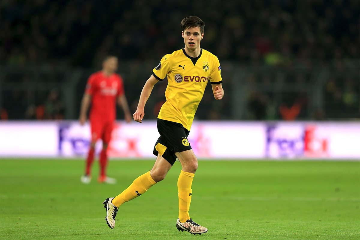 Julian Weigl, Borussia Dortmund