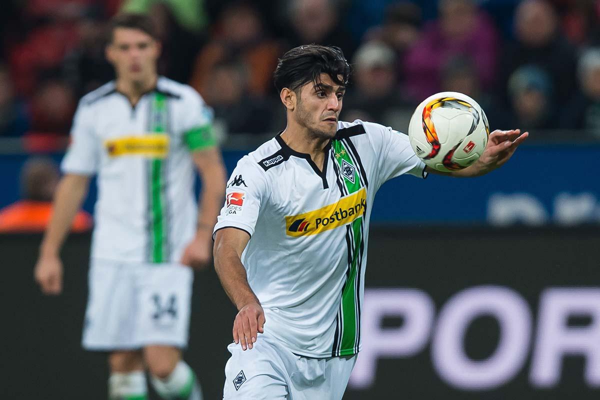 Mahmoud Dahoud, Borussia Moenchengladbach