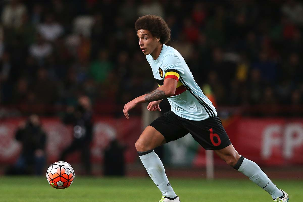 Whisper To Watch Axel Witsel To Stoke