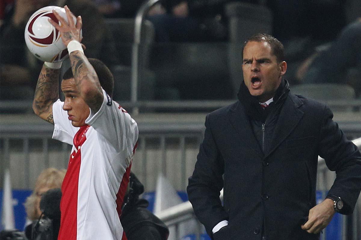 Frank De Boer, Ajax