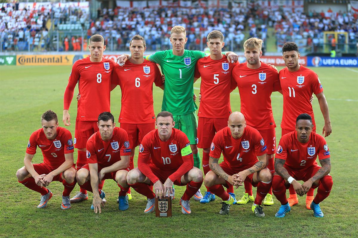 England-qualifier