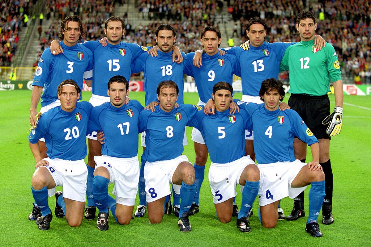 Italy Euro 2000
