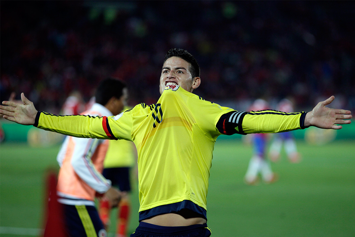 james rodriguez is a target for Chelsea