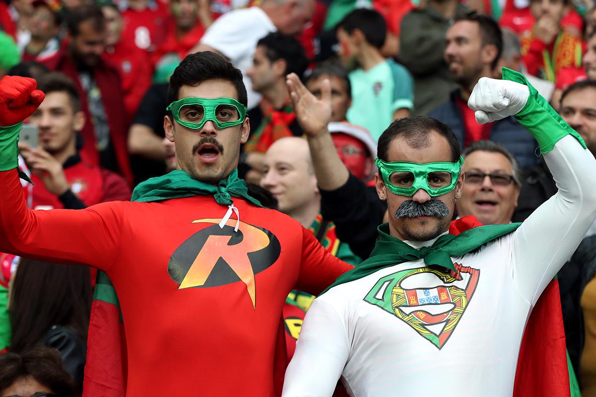 Portugal-Fans