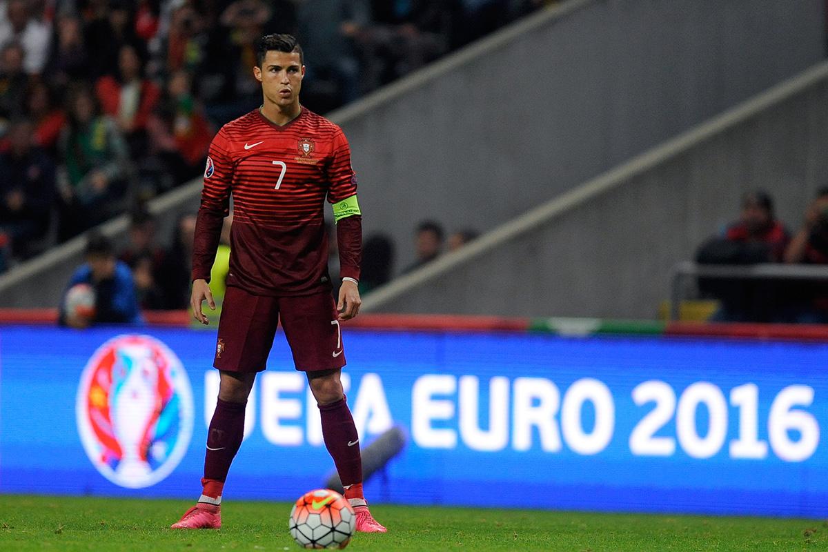 Ronaldo-Freekick