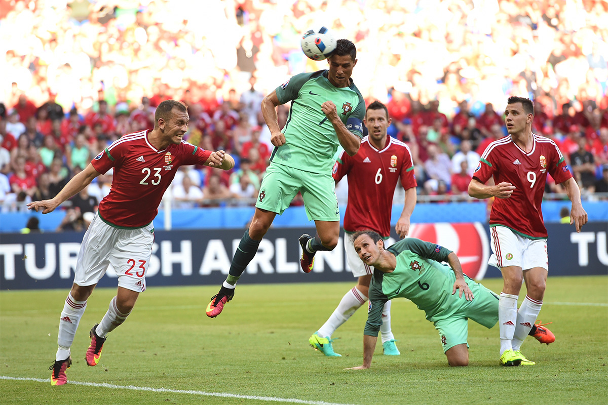 Ronaldo-Hungary