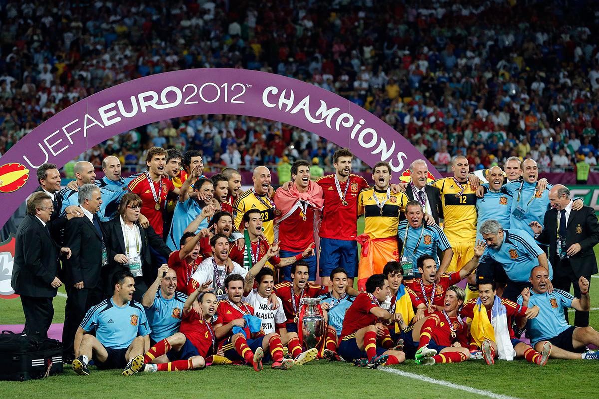 Spain-Euro-Champions