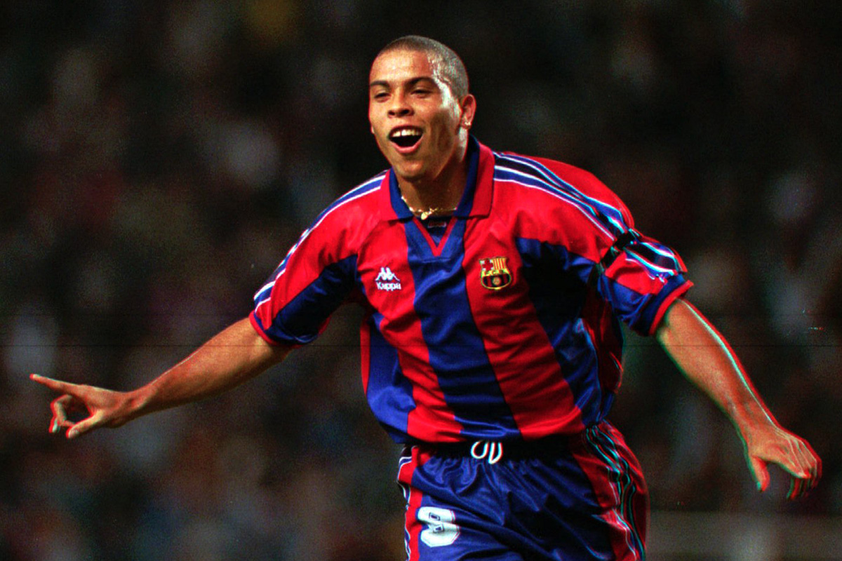 Ronaldo, Barcelona