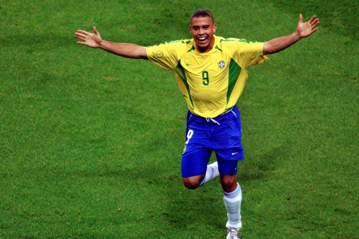 Ronaldo World Cup 2002
