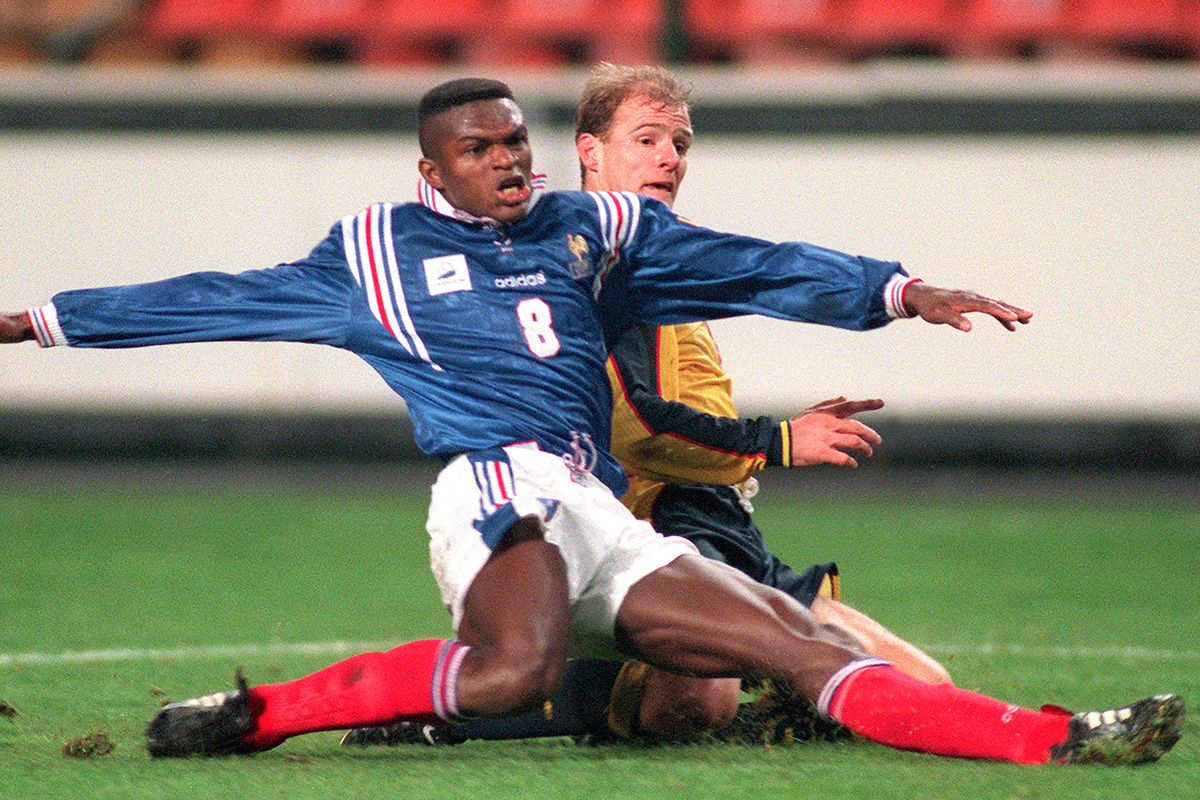 10 The Greatest Players To Play For Les Bleus