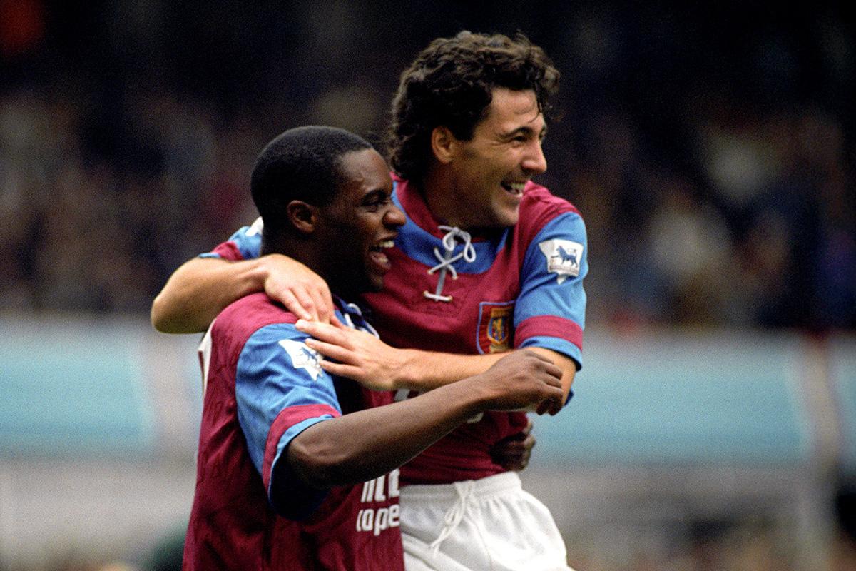 Dalian Atkinson Aston Villa