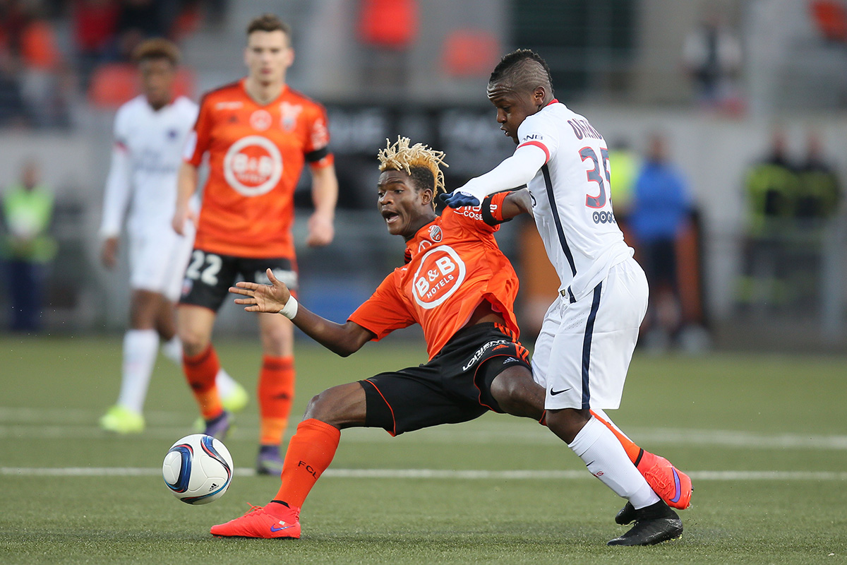 Didier Ndong lorient