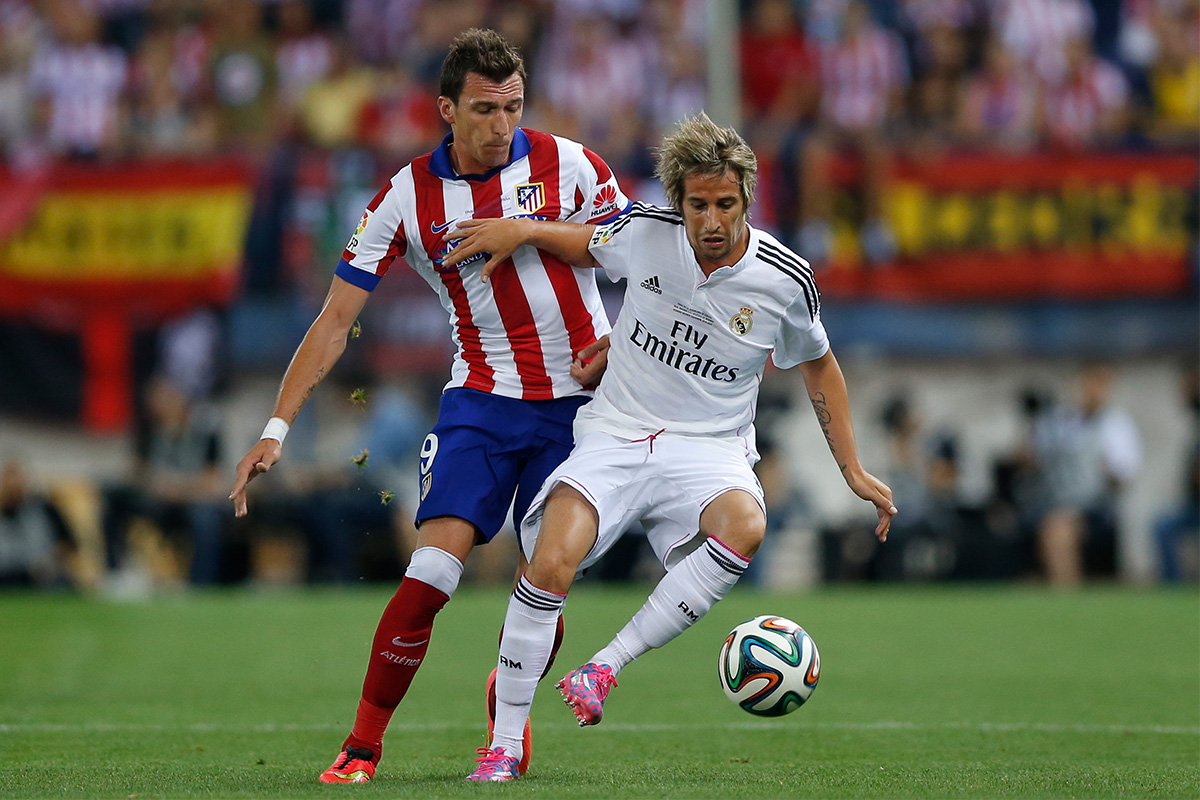 Fabio Coentrao real madrid