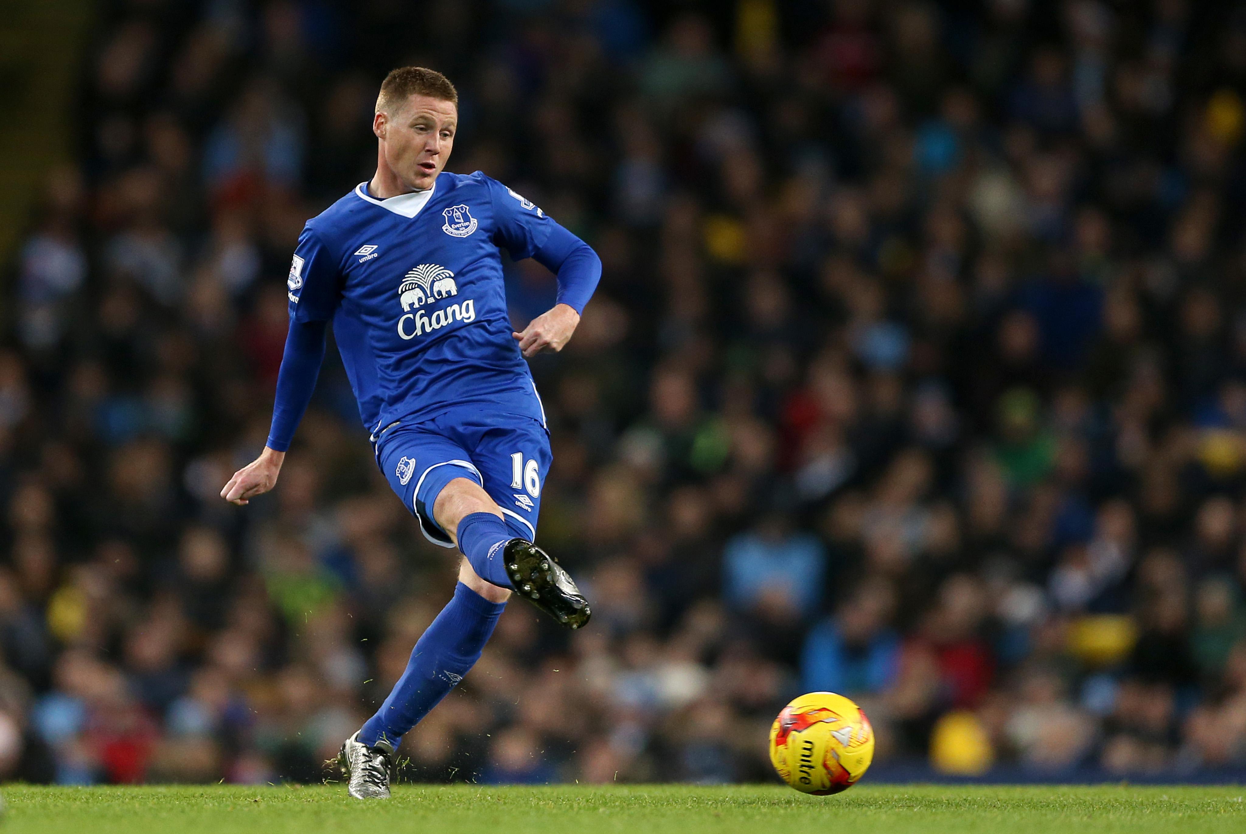 Manchester City v Everton - Capital One Cup - Semi Final - Second Leg - Etihad Stadium