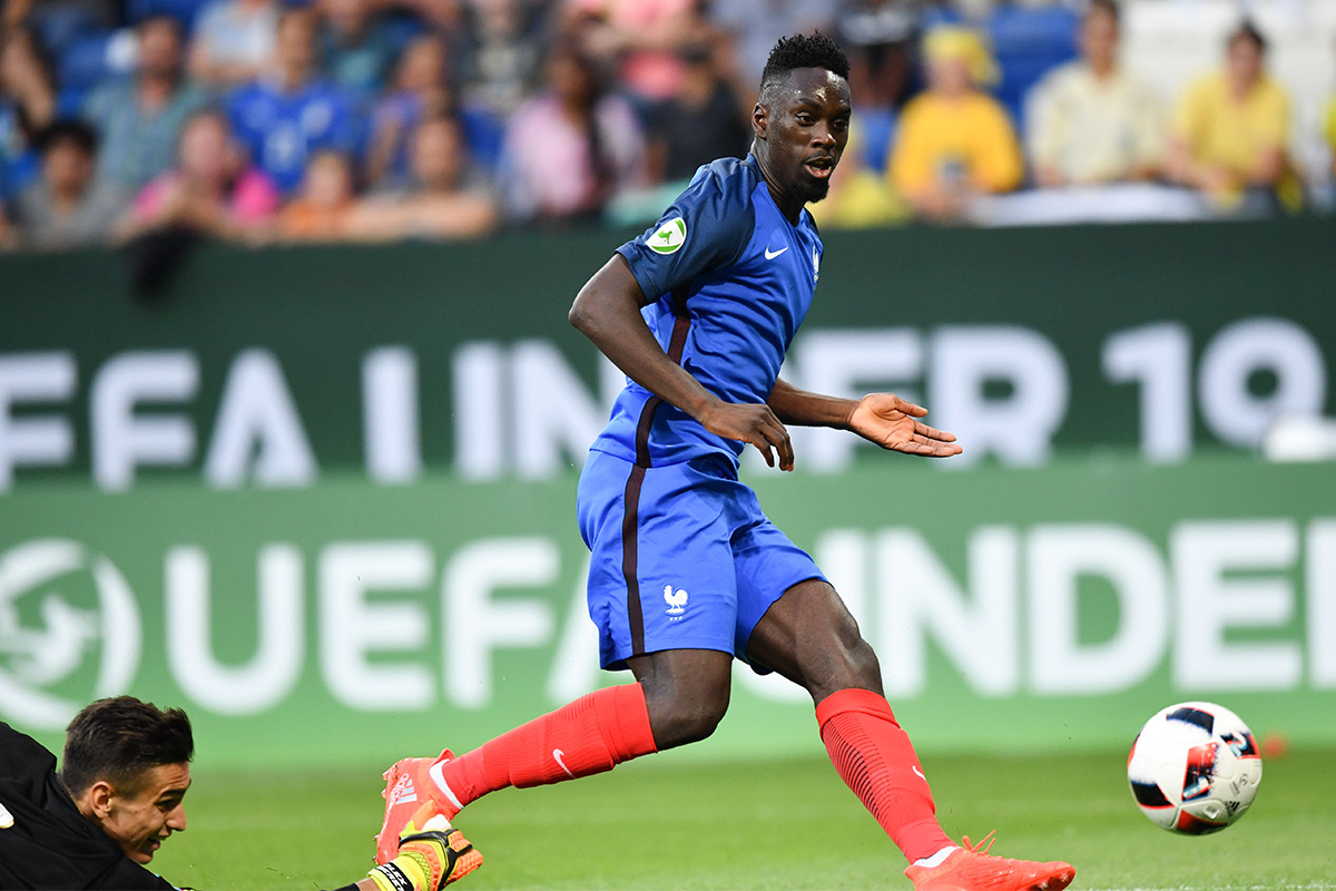 Jean-Kevin Augustin France U19