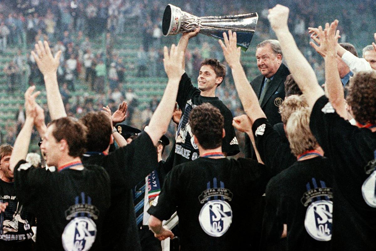 schalke 1997 UEFA Cup