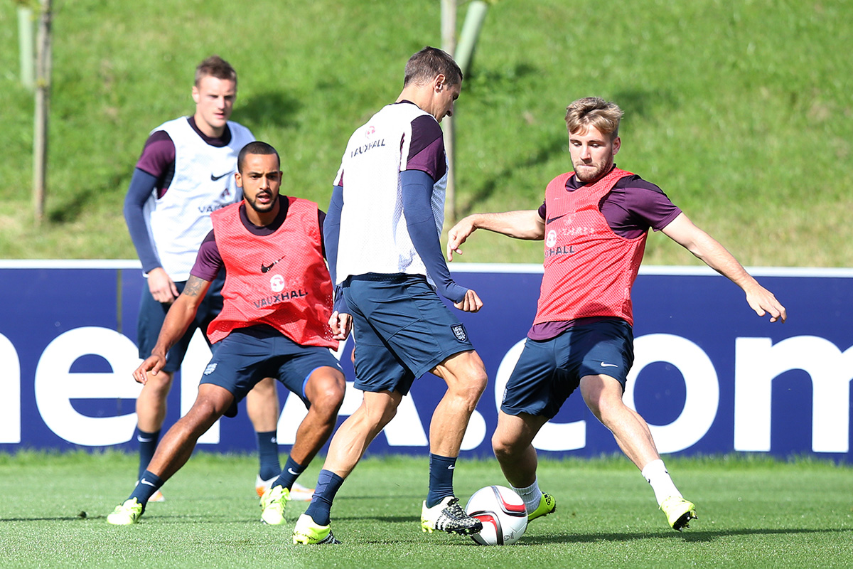 england training at st george's park
