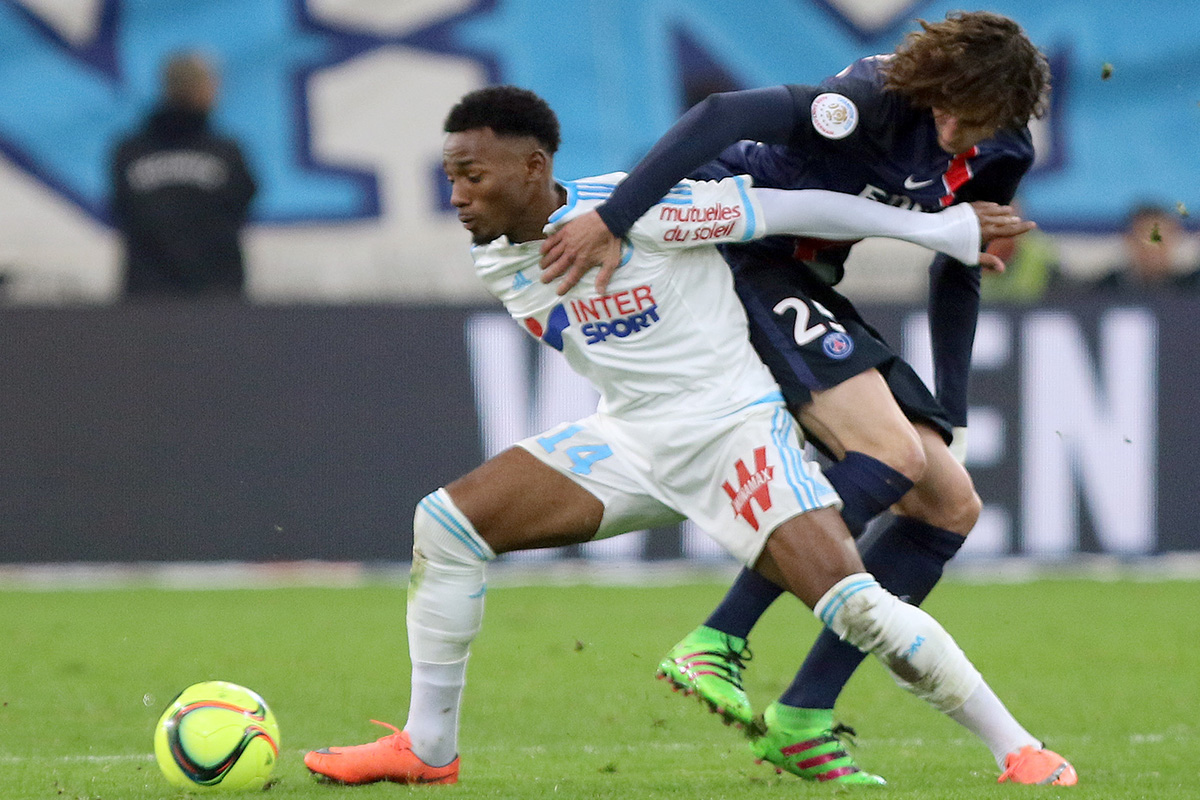 georges kevin nkoudou marseille