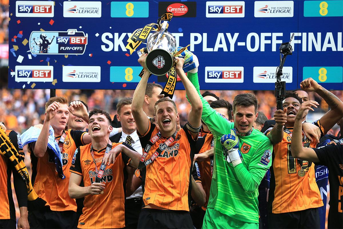 hull city 2015/16 play-off winners