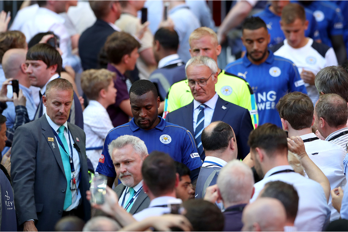 claudio ranieri community shield