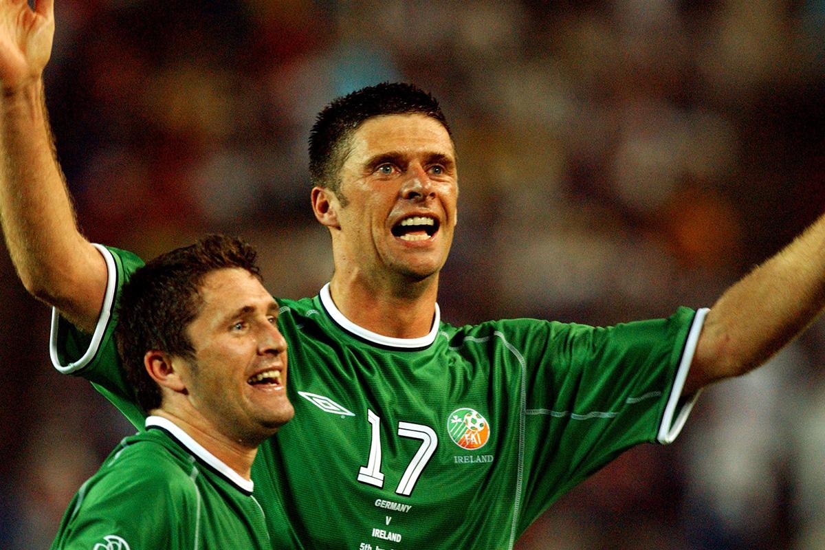 robbie keane niall quinn world cup 2002