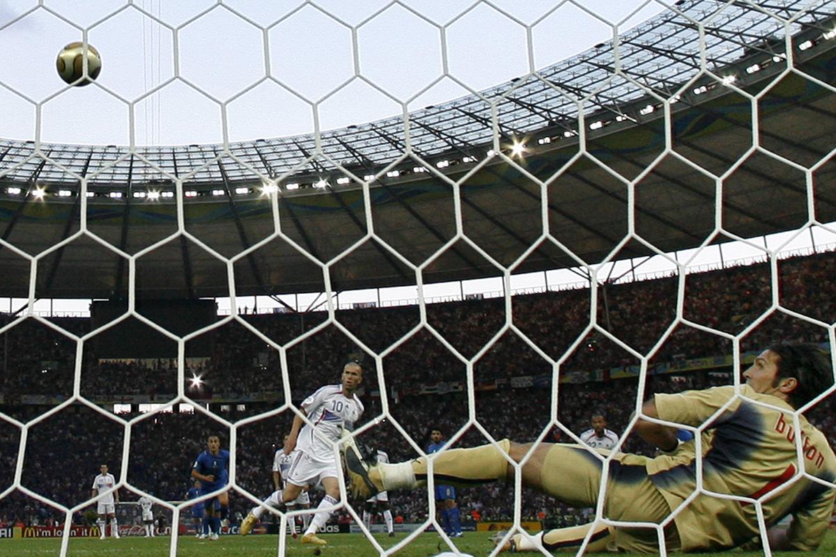 zinedine zidane 2006 world cup final