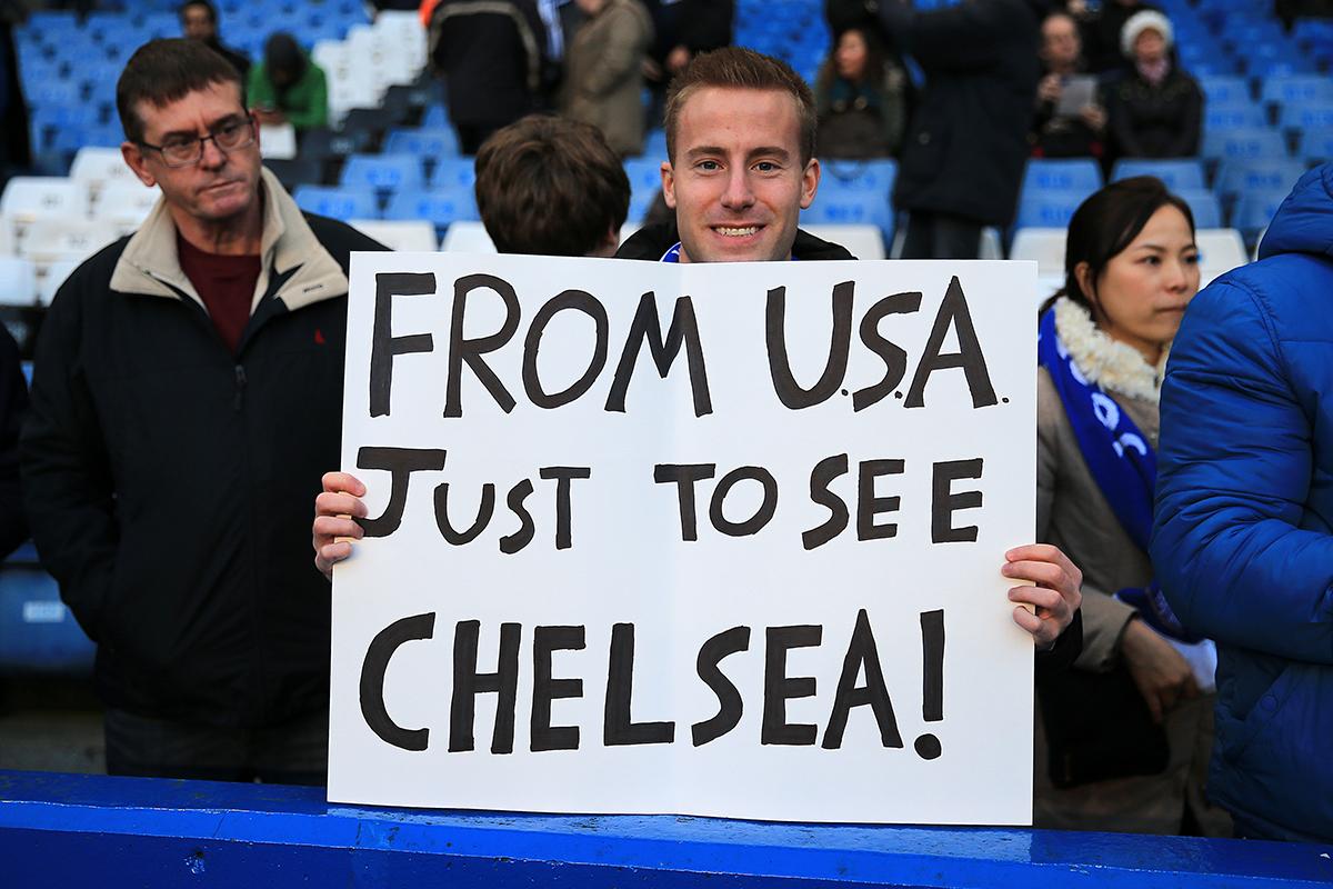 Barclays Premier League Chelsea v Liverpool