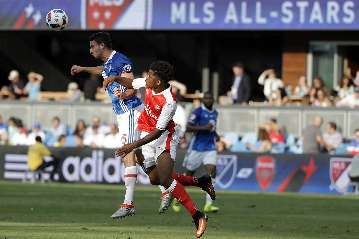 MLS All-Stars Arsenal
