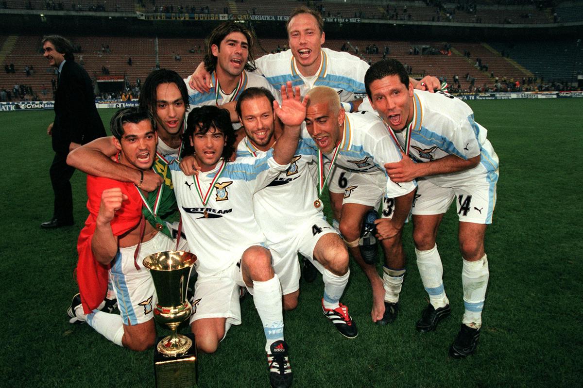 alessandro nesta Coppa Italia Final Inter Milan v Lazio