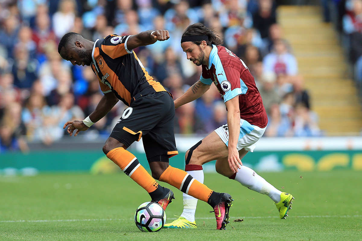 george boyd burnley v hull city