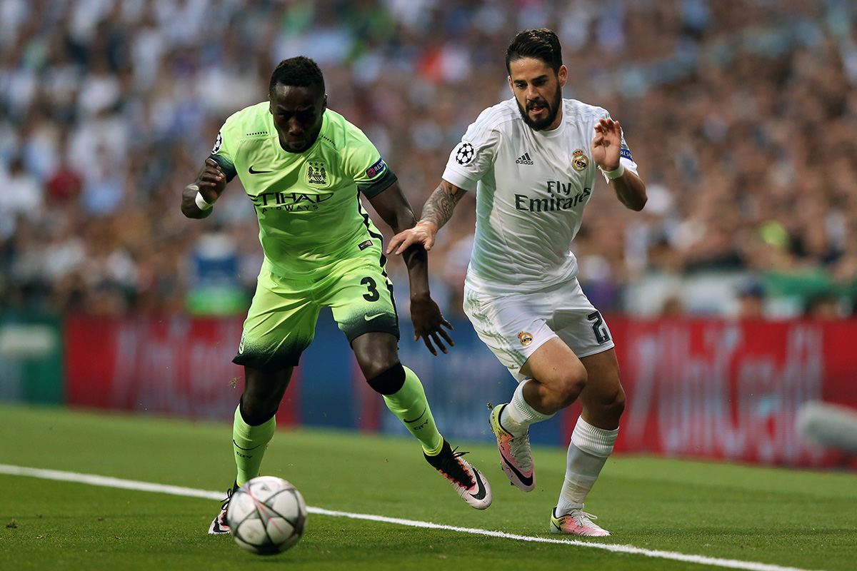 isco real madrid manchester city