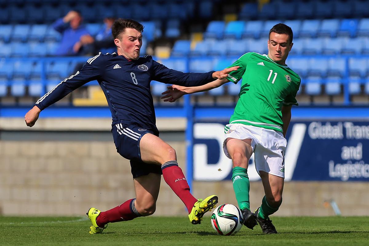 john-souttar UEFA Euro Under 21 Championships - Qualifying - Group Three - Northern Ireland v Scotland