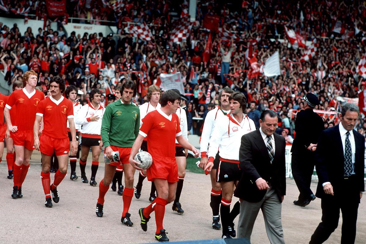 liverpool v manchester united 1978