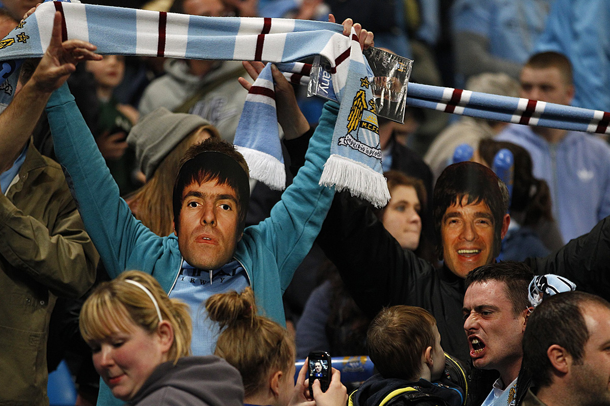 manchester city gallagher masks