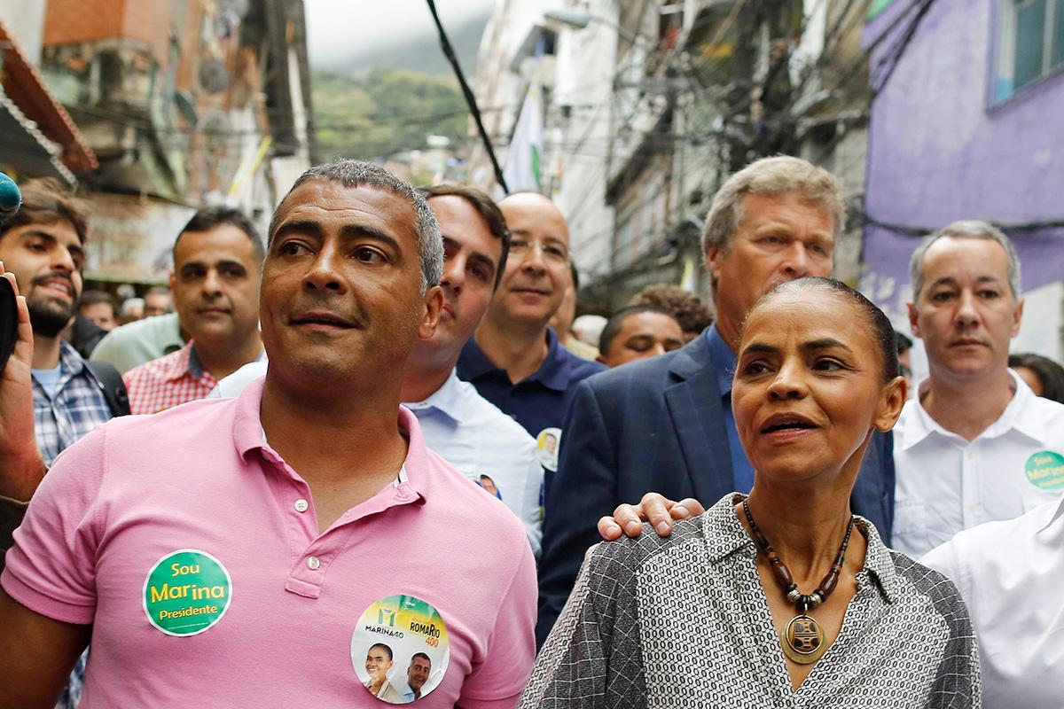 Brazil Legends Romário