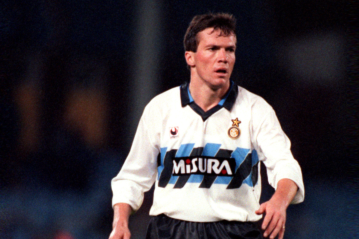 Matthäus, Inter Milan