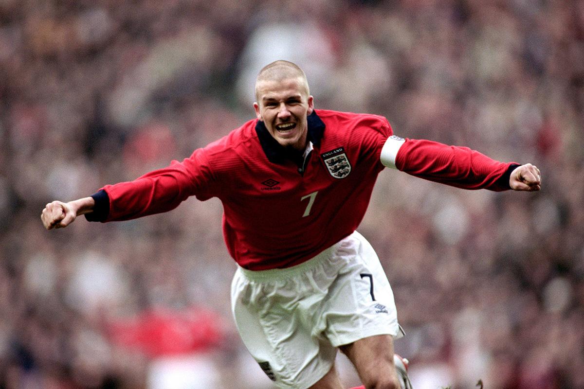 David Beckham Finland