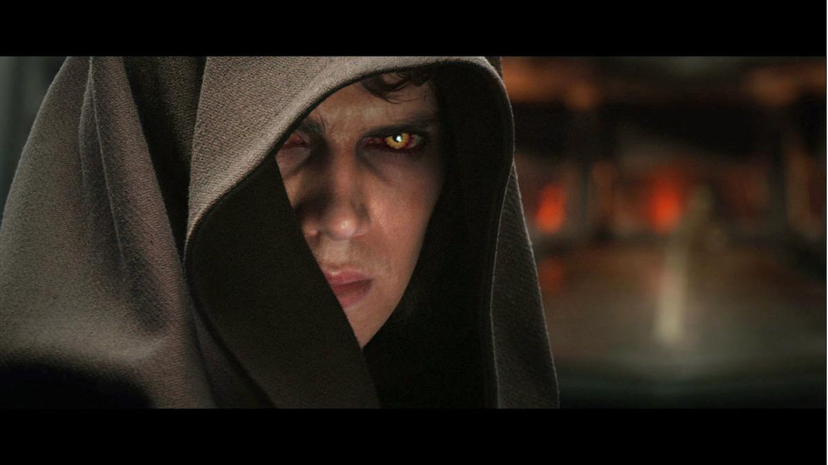 """Hayden Christensen als Anakin Skywalker in der Weltraum-Saga """"Starwars..."""
