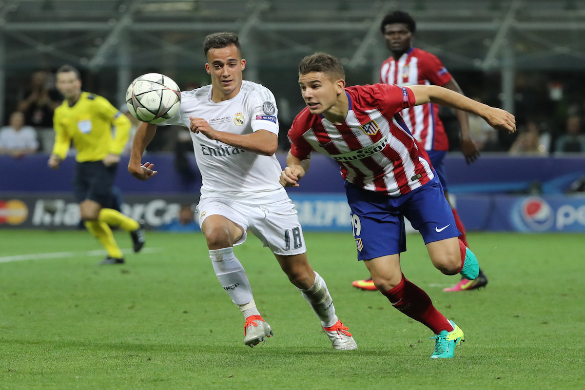 Atletico Madrid Lucas Hernandez and Theo Hernandez are targets for Manchester City
