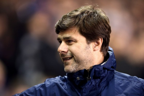 "Tottenham Hotspur manager Mauricio Pochettino during the Premier League match at White Hart Lane, London. PRESS ASSOCIATION Photo. Picture date: Wednesday December 14, 2016. See PA story SOCCER Tottenham. Photo credit should read: Steven Paston/PA Wire. RESTRICTIONS: EDITORIAL USE ONLY No use with unauthorised audio, video, data, fixture lists, club/league logos or ""live"" services. Online in-match use limited to 75 images, no video emulation. No use in betting, games or single club/league/player publications."