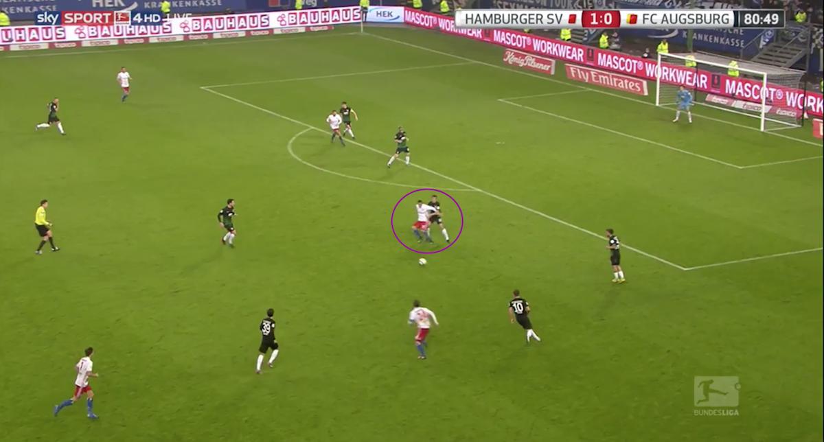Wood Shot against Augsburg