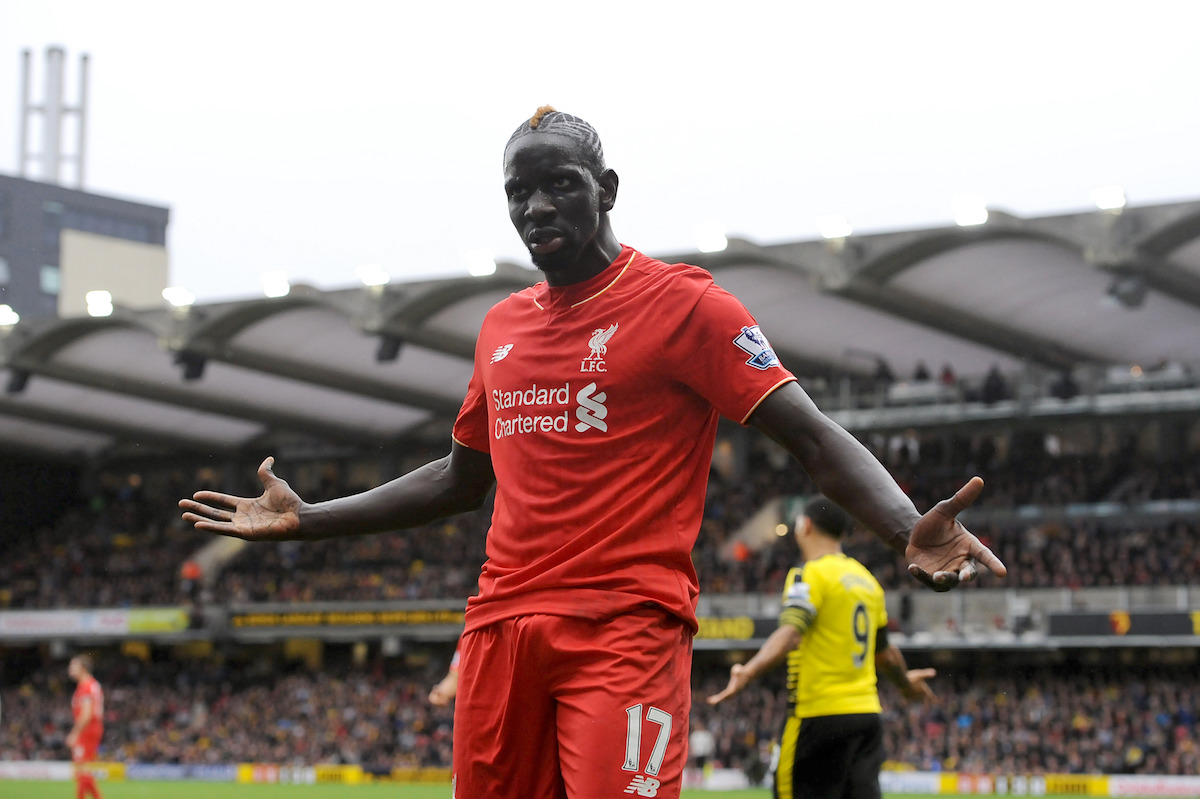 File photo dated 20-12-2015 of Liverpool's Mamadou Sakho