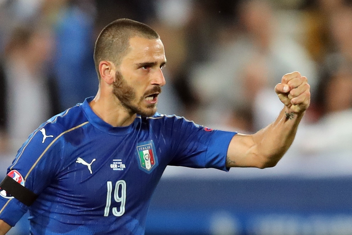 Leonardo Bonucci chose loyalty over big money moves to Chelsea and Manchester City