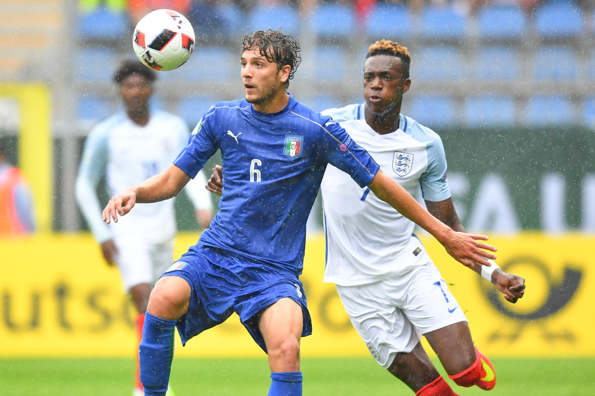 Manuel Locatelli: AC Milan's 18-year-old playmaker is superstar in the making