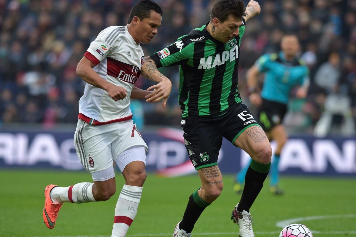 Serie A Sassuolo Acerbi defender